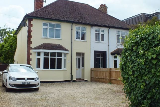 Thumbnail Semi-detached house to rent in Kidlington Centre, High Street, Kidlington