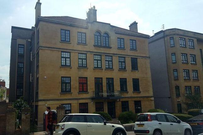 Thumbnail Flat to rent in Tyndalls Park Road, Clifton, Bristol