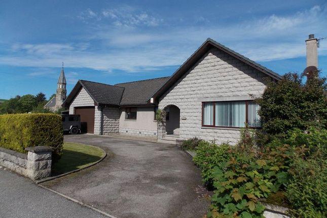 4 bed bungalow for sale in Northfield, Richmond Avenue, Rhynie AB54
