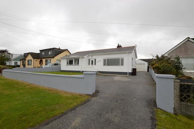 Thumbnail Detached bungalow for sale in Fraddon, St. Columb, Cornwall