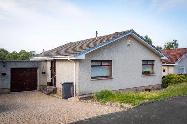Thumbnail Detached bungalow for sale in Gadloch View, Lenzie, Kirkintilloch, Glasgow