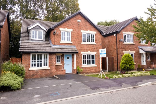 Thumbnail Detached house for sale in Cherrywood Avenue, Halewood