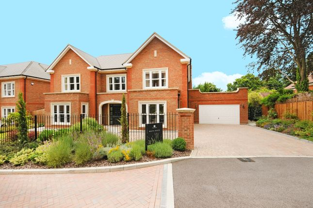 Thumbnail Detached house to rent in The Asters, Devenish Road, Ascot