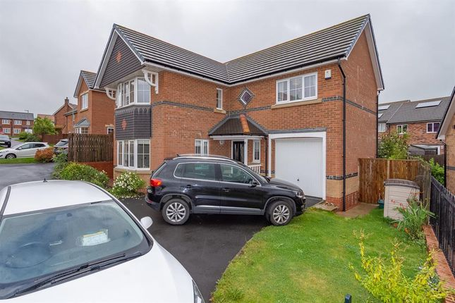 Thumbnail Detached house for sale in Askrigg Close, Consett