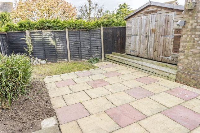 Garden of Taylors Close, Meppershall, Shefford SG17