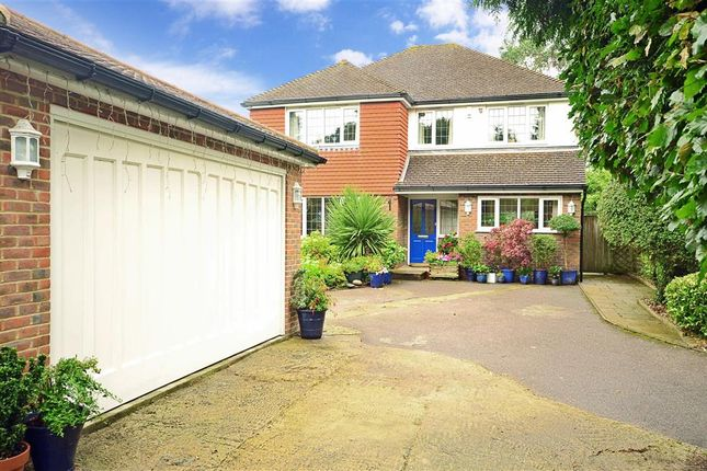 Thumbnail Detached house for sale in Randalls Road, Leatherhead, Surrey