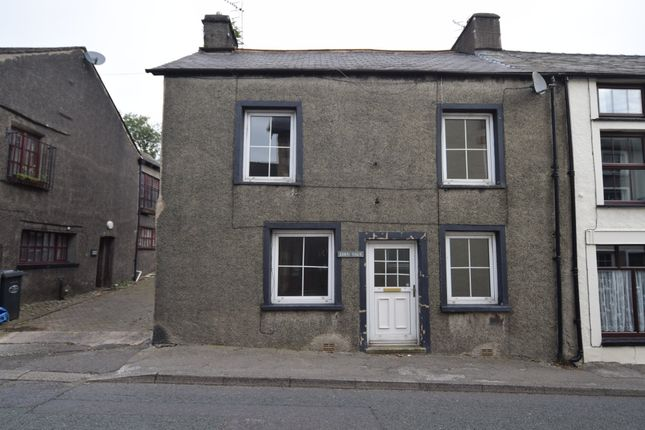 Thumbnail End terrace house for sale in Church Street, Broughton-In-Furness