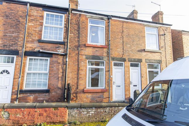 2 bed terraced house for sale in Sydney Street, Brampton, Chesterfield S40