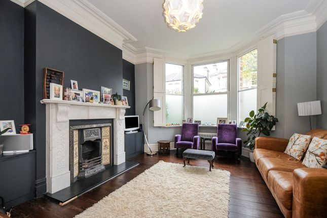 Thumbnail Terraced house to rent in Fonthill Road, Hove
