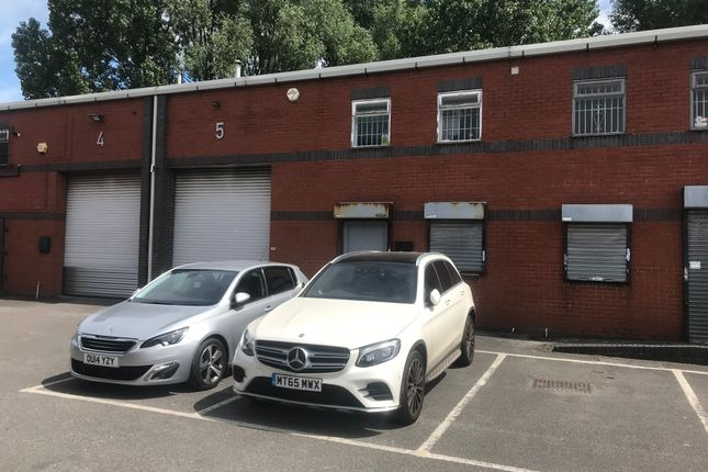 Thumbnail Industrial to let in Unit 5, City Court Trading Estate, Manchester