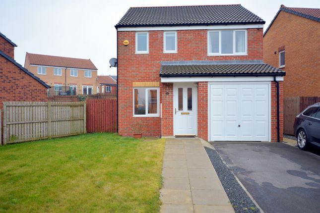 Thumbnail Detached house for sale in Hutchinson Close, Coundon, Bishop Auckland