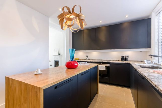 Thumbnail Flat to rent in Elgin Avenue, Maida Vale
