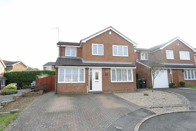 Thumbnail Detached house for sale in Spey Close, Wellingborough