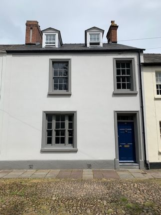 Thumbnail Terraced house for sale in New Market Street, Usk