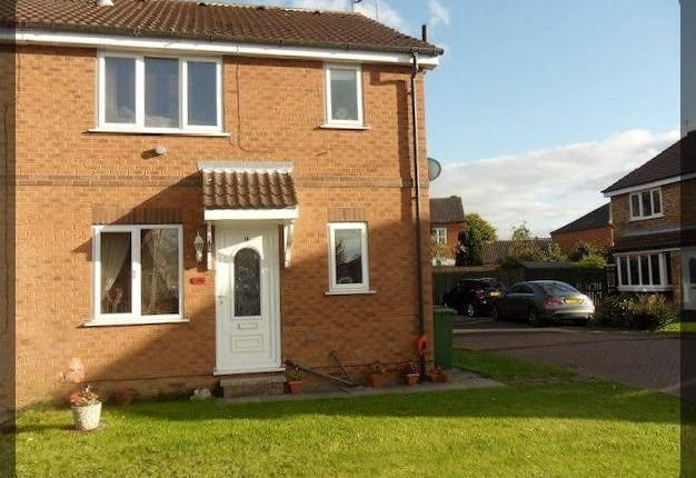 Thumbnail End terrace house to rent in Laburnum Drive, Beverley, East Yorkshire