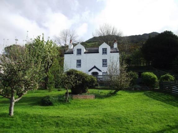 Thumbnail Detached house for sale in Graiglwyd Road, Penmaenmawr, Conwy