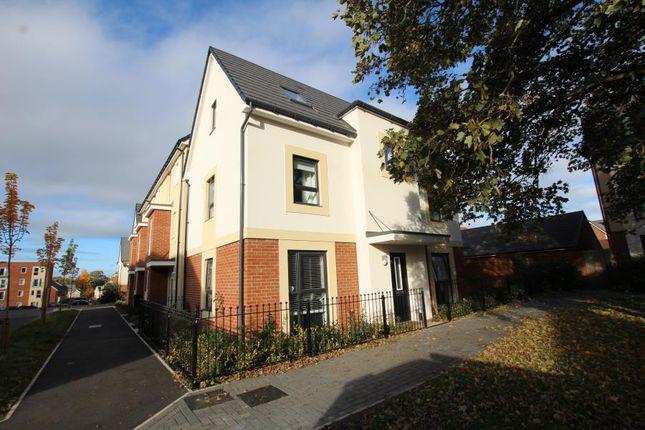 Thumbnail Property to rent in Bishop Monk Avenue, Bristol