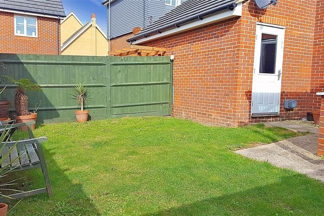4 bed town house for sale in Faulkner Gardens, Littlehampton, West Sussex