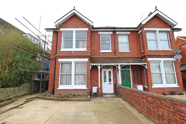 Thumbnail Semi-detached house for sale in South Farm Road, Worthing, West Sussex