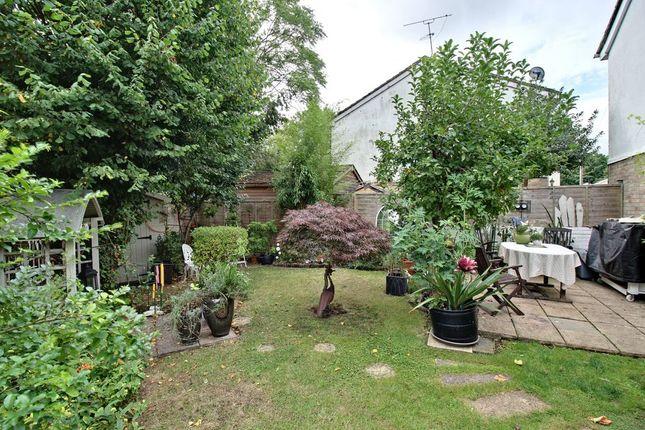 Garden At Back of Mortimer Close, Hartley Wintney, Hook RG27
