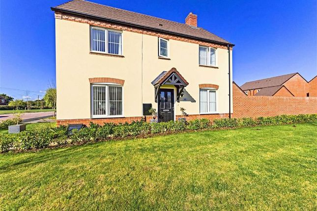 3 bed detached house for sale in Sabrina Crescent, Kempsey, Worcester WR5