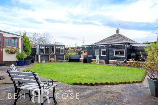 Garden of Smithy Close, Brindle, Chorley PR6