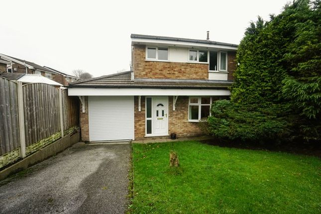 Thumbnail Detached house to rent in Shawbury Close, Blackrod, Bolton