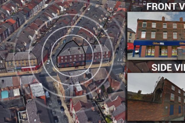 Thumbnail Flat for sale in County Road, Liverpool