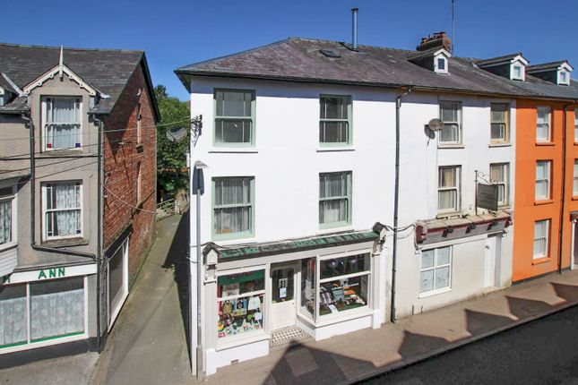 Thumbnail Maisonette to rent in Irfon Crescent, Llanwrtyd Wells, Powys