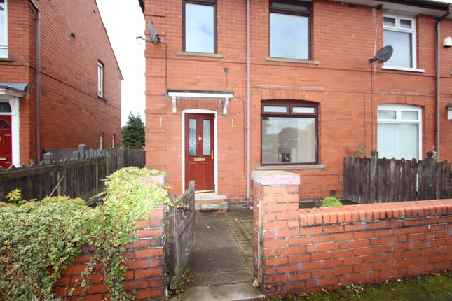 Thumbnail Semi-detached house to rent in Brocklebank Road, Kingsway, Rochdale