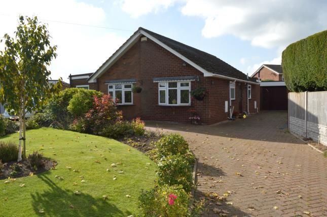 Thumbnail Bungalow for sale in School Lane, Hill Ridware, Near Lichfield, Staffordshire