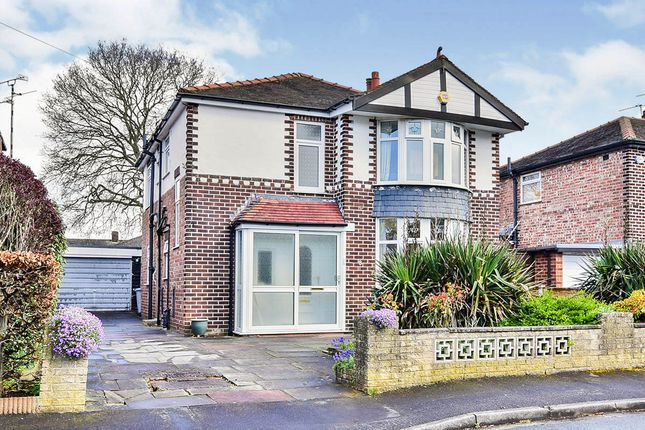 4 bed detached house for sale in Ashley Drive, Sale, Greater Manchester M33