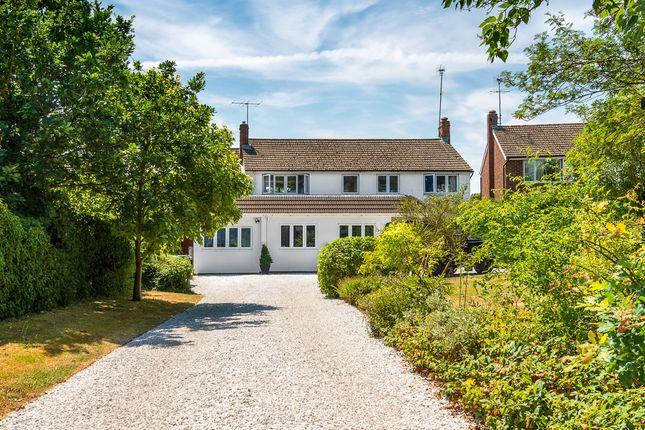 Thumbnail Detached house for sale in Baskerville Lane, Lower Shiplake