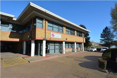 Thumbnail Office to let in Blake House, Schooner Court, Crossways Business Park, Dartford, Kent
