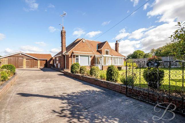Thumbnail Detached bungalow for sale in Bungalow Lane, Bilsthorpe, Newark
