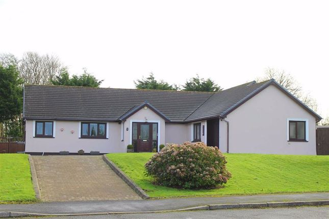 4 bed detached bungalow for sale in Cooksyeat View, Kilgetty SA68
