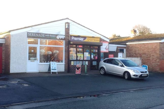 Thumbnail Retail premises for sale in Hawarden CH5, UK