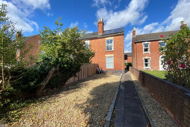 Thumbnail Semi-detached house to rent in Happy Land North, Worcester