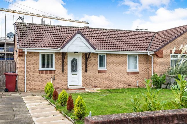 Thumbnail Bungalow to rent in Whitethorn Drive, Liverpool