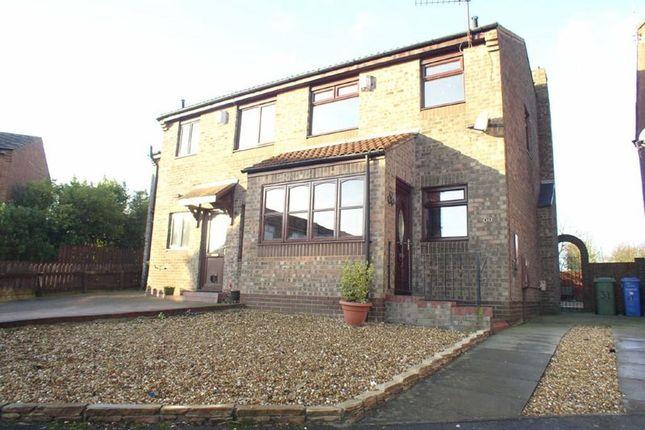 Thumbnail Semi-detached house to rent in Lindisfarne, Peterlee