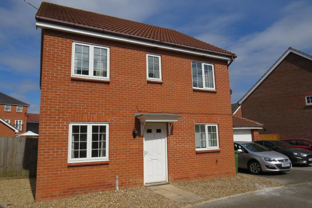 4 bed property to rent in George Road, Thetford IP24