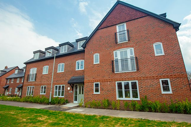 Thumbnail Flat for sale in 5 Primrose Court, Colden Common