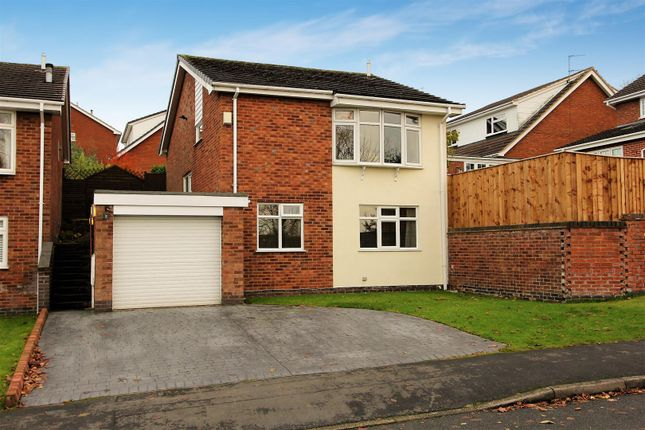 3 bed detached house for sale in Brendon Way, Ashby-De-La-Zouch