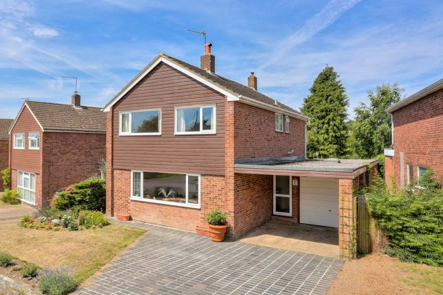 4 bed detached house for sale in Farringford Close, Chiswell Green, St.Albans