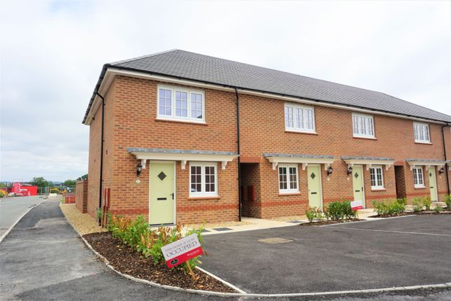 Thumbnail End terrace house for sale in 21 Shire Way, Tattenhall, Chester