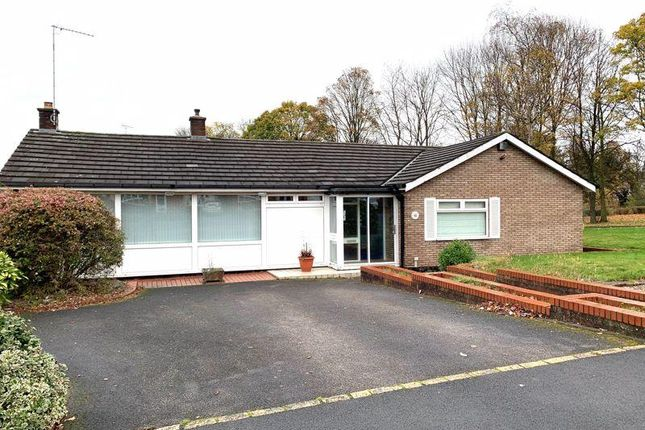 3 bed detached bungalow to rent in Springvale Avenue, Walsall, West Midlands WS5
