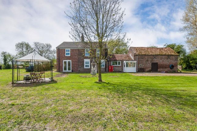 Thumbnail Detached house to rent in Dowdyke Road, Sutterton