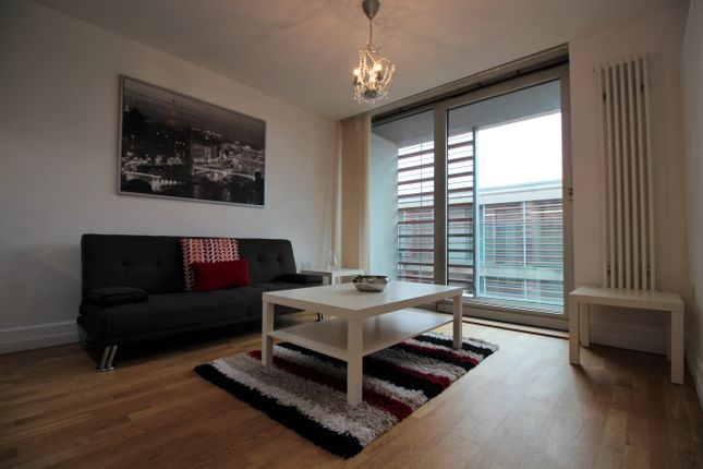 Thumbnail Flat to rent in The Quad, Highcross Street, Leicester, City Centre