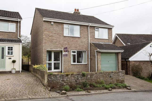 Thumbnail Detached house for sale in Surtees Road, Redworth, Newton Aycliffe, County Durham