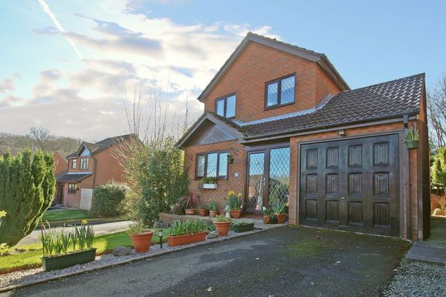 Thumbnail Detached house for sale in Rockford Close, Redditch